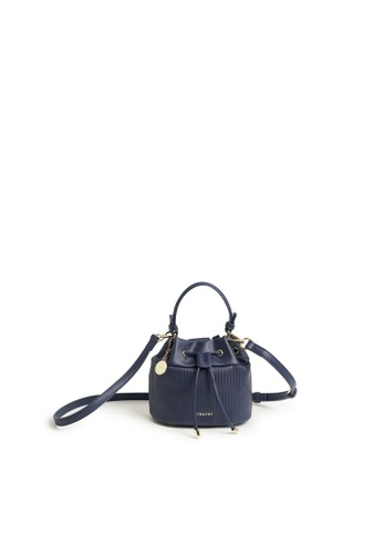 Tracey blue Tracey Small Melly Drawstring Bag 5789BAC2C64047GS_1