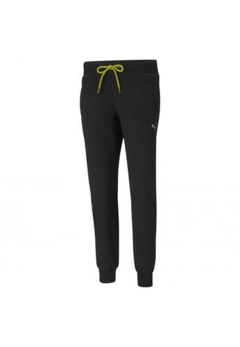 PUMA black PUMA Evide Knit Women's Track Pants F3343AA7214FB6GS_1