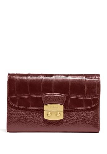 Coach red Medium Envelope Wallet (cv) CF583AC6A234F6GS_1