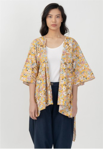 Point One yellow Karin Primrose Outer Inc. Face Mask EC578AA481ECDCGS_1