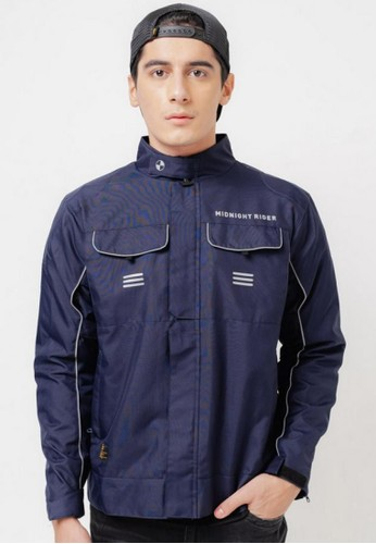 FMC blue Speed Supply Men Jacket 011220 32CEFAAEED296AGS_1