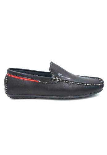midzone black EXO SCORPION Loafer AEF96SH1FB1E61GS_1