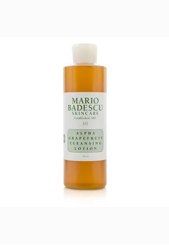 Mario Badescu MARIO BADESCU - Alpha Grapefruit Cleansing Lotion - For Combination/ Dry/ Sensitive Skin Types 236ml/8oz B5CDABE67359A1GS_1