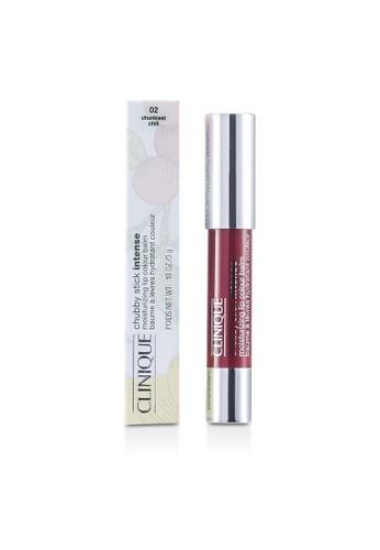 Clinique CLINIQUE - Chubby Stick Intense Moisturizing Lip Colour Balm - No. 2 Chunkiest Chill 3g/0.1oz FF35BBE2F34F3BGS_1