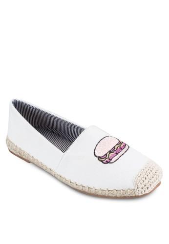 PLAY! esprit outlet hkNicole 漢堡包麻編懶人鞋, 女鞋, 鞋