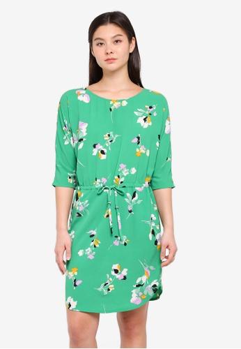 MbyM green Dewianna Dress EB591AA964E4C8GS_1