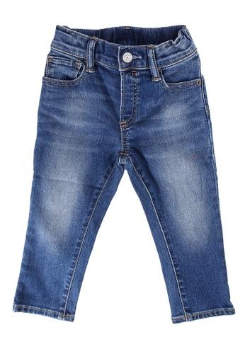GAP blue Slim Taper Jeans E49AEKA8BBA459GS_1
