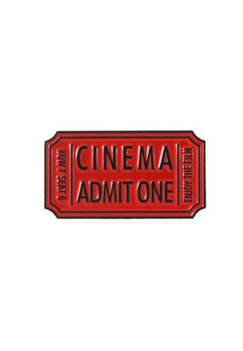 Kings Collection red Movie Ticket Enamel Pin (KCPN1060) 687AEAC8B02317GS_1