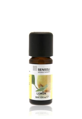 Sensoli Aromatherapy SENSOLI Lemon Pure Essential Oil 10ML A7820HL62559C1GS_1
