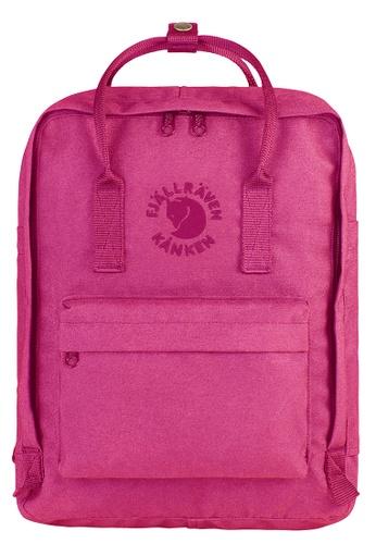 Fjallraven Kanken pink Pink Rose Re Kanken  Backpack E4A20AC2907938GS_1