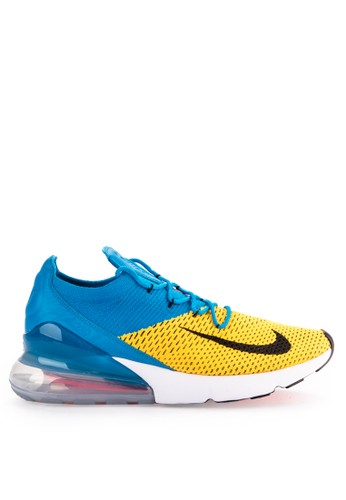 Nike multi Nike Air Max 270 Flyknit Shoes 8E621SHBCA74A6GS_1