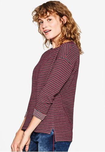 ESPRIT red 3/4 Sleeve Sweatshirt 2057CAA28FEA2FGS_1