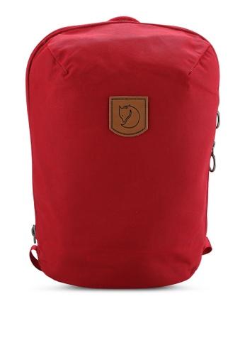 Fjallraven Kanken red Redwood Kiruna Small Backpack FJ382AC0RH1RMY_1