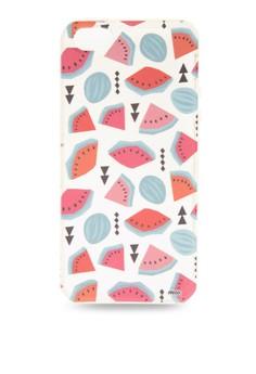 Geometric Watermelon Iphone Case