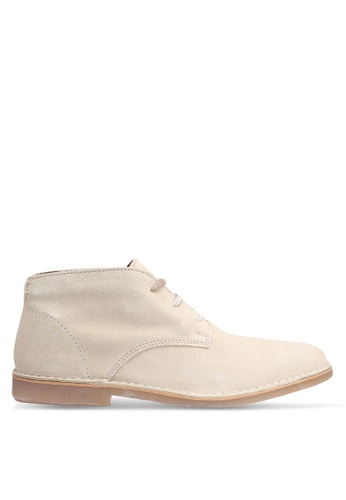 Selected Homme brown Royce Desert Suede Boot E2B1DSH87855C9GS_1