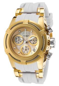 Bolt Lady 40mm Case Polyurethane Strap Watch 15282