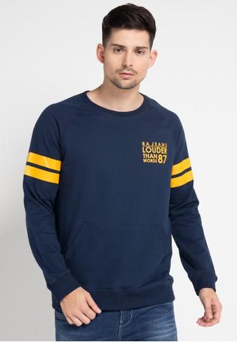 RA Jeans navy Ramj6 131 N Ls RA626AA0VXWHID_1