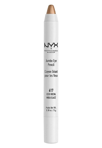 NYX Professional Makeup brown NYX Professional Makeup Jumbo Eye Pencil -  ICED MOCHA 1E3BDBE0BE2A29GS_1