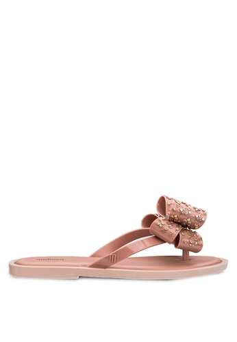 9571ecebf9d3c Buy Melissa Melissa Flip Flop Sweet Ad Sandals Online on ZALORA ...