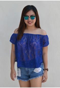 Kate Lacey Royal Blue