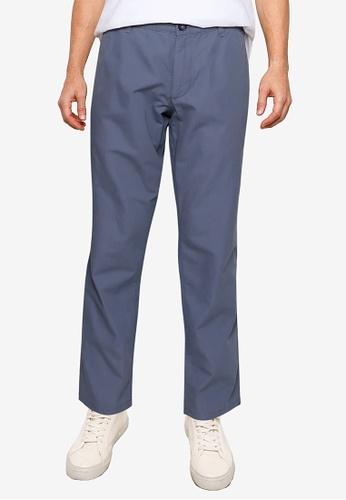 LC Waikiki blue Normal Fit Gabardine Chino Trousers 66CEFAAB9F5E11GS_1