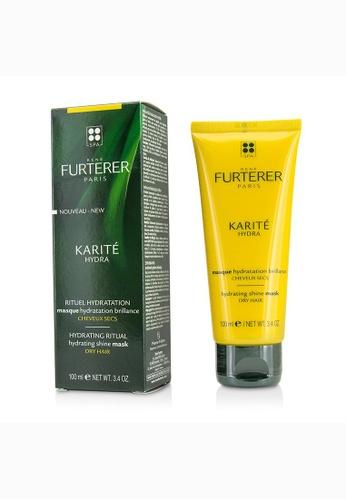 RENE FURTERER RENE FURTERER - Karite Hydra Hydrating Ritual Hydrating Shine Mask (Dry Hair) 100ml/3.4oz 76BDEBEB68F02DGS_1