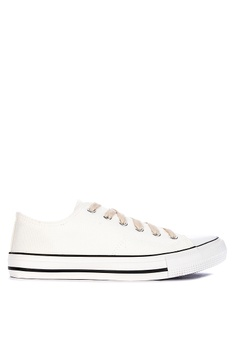 bfd4ec7252 H2Ocean white Wadila Lace Up Sneakers 75E02SHDC1358AGS 1
