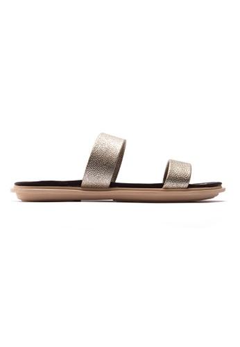 Unifit gold Double Strap Slider 5B00CSH537DE38GS_1