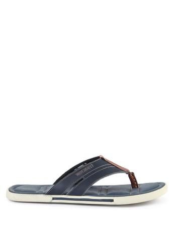 Watchout! Shoes navy Thongs CC977SH3D007C6GS_1