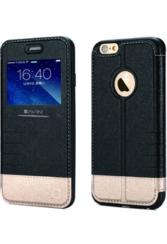 Fashionable Leather Case for iphone6-4.7