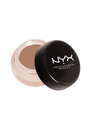 NYX Professional Makeup brown NYX Professional Makeup Cosmic Metals Lip Cream - DEEP 7EB57BE3115E49GS_1
