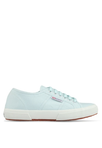 Superga white Plus Cotu Sneakers 180B4SH3663D81GS_1