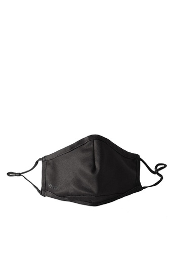 Mango Man black Reusable Homologated Face Mask E4C38ES1B9772BGS_1
