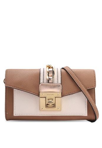 ALDO brown Derossy Wallet AF9B3AC70731ECGS_1
