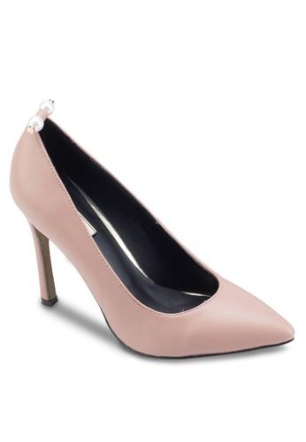 珍珠尖頭高跟鞋, 女鞋, esprit專櫃鞋