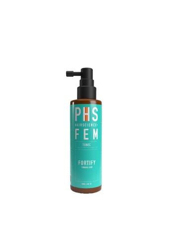 PHS HAIRSCIENCE PHS HAIRSCIENCE FEM Fortify Tonic (For Female Seasonal/Temporary Hair Loss and Thinning) 100ml PH462BE0FAKKSG_1