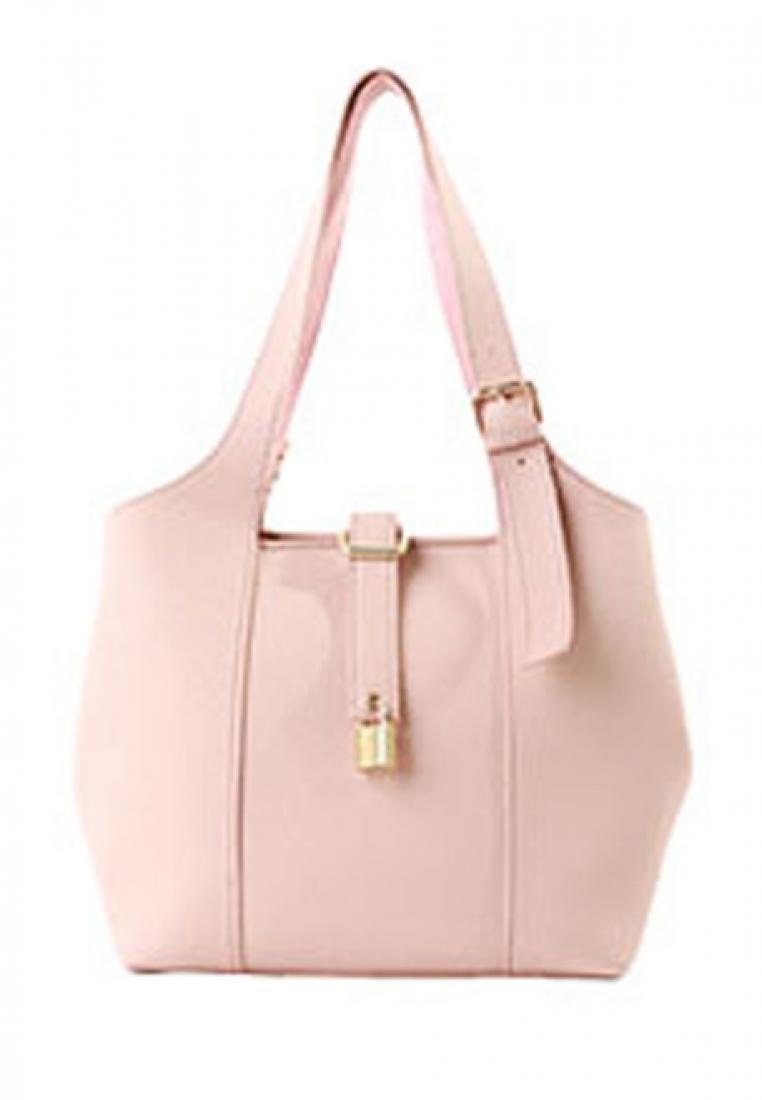 Locked Up Shoulder Bag