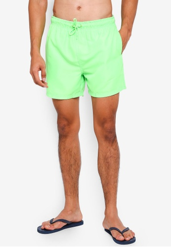 threads by the produce green Swim Shorts 48A0FAAF6F5C9AGS_1