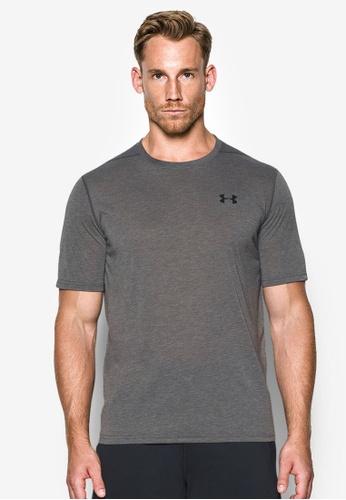 94370e30 Buy Under Armour UA Threadborne Short Sleeve Top Online on ZALORA ...