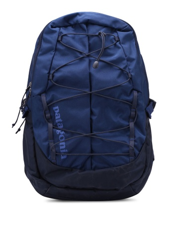 Patagonia navy Chacabuco 30L Backpack PA549AC0RKNXMY_1