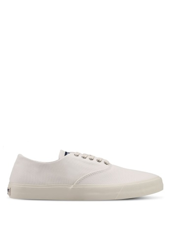 Sperry white Captain's Cvo Sneakers C4A7DSH00C2BD1GS_1
