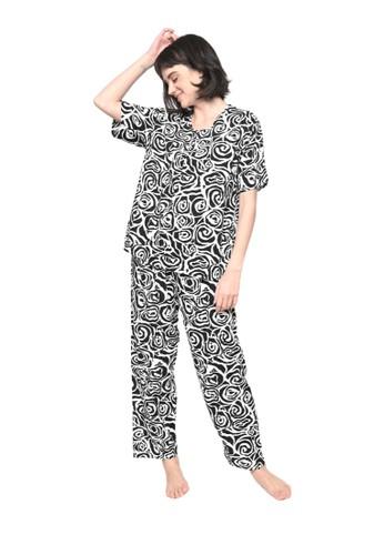 Pajamalovers Karin092136 Long Sets 050F9AA429A293GS_1