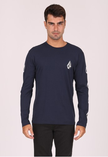 Volcom navy MLS DEADLY STONE FS NVY 13030AA1BF9CB4GS_1