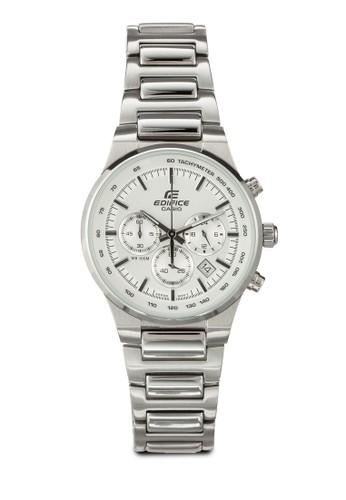 EF-500BP-7AV 不銹鋼男士手錶, 錶類, 飾品esprit分店配件