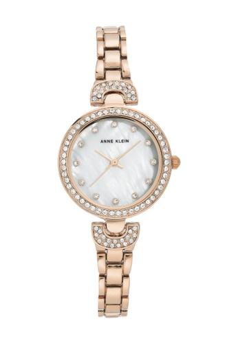 Anne Klein white Anne Klein Ladies Watch-AK-3464MPRG 4E30AACA9084A2GS_1