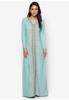 Waheeda Dress