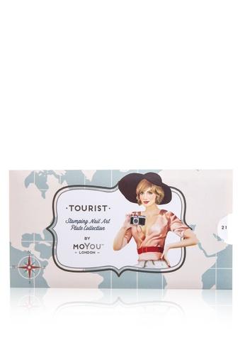 MoYou London n/a Tourist 21 Nail Decal MO734BE40PSLPH_1
