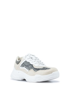 fb91ec9e6c9a87 13% OFF Rubi Erika Chunky Trainers RM 149.00 NOW RM 128.90 Available in  several sizes