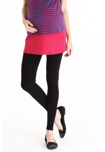 Women Maternity Full Comfortable Breathable Length Cotton Leggings 8-22