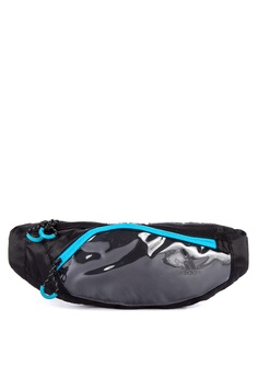 d07932c48c13 adidas black adidas run waist bag D86ACAC39B892FGS 1